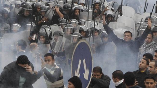 V Egyptě se protestuje proti sektářskému násilí