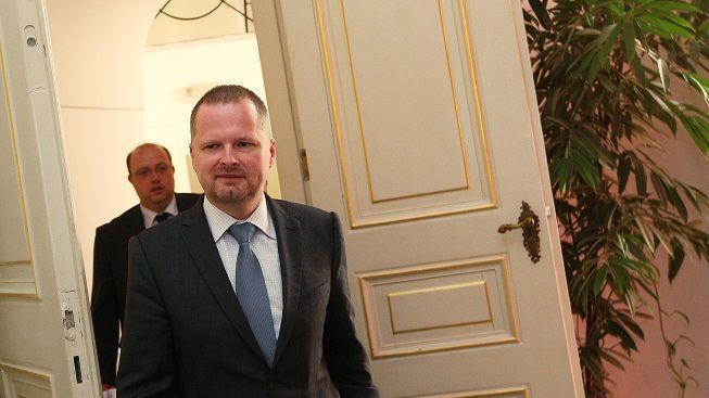 Ministr Fiala ocenil nadané studenty a absolventy
