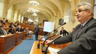 Senát odmítl Národní plán reforem. ČSSD návrh ostře kritizuje