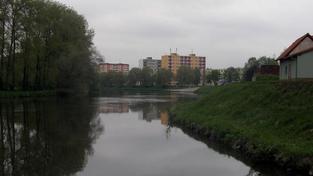 Na Zlínsku se otevřel Baťův kanál, zájem o pobyty na obytných lodích je veliký