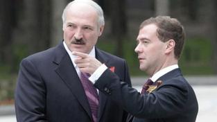 Lukašenko: Ukrajinský prezident Janukovyč je křivák