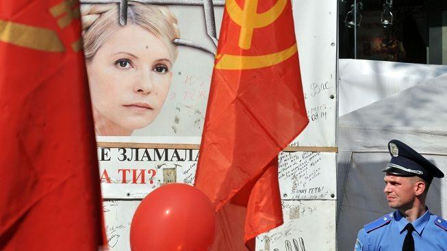 V Charkově začíná politický proces s Julijí Tymošenkovou