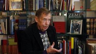 Neuvěřitelně znechucený Havel. Dílo Kristýny Kočí