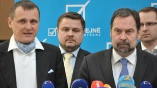 John dostal dvakrát více nominací na předsedu VV než Bárta