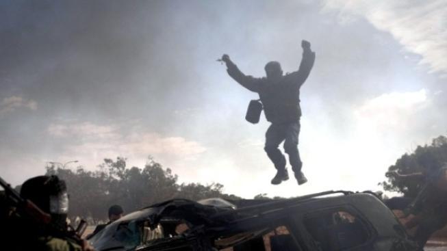 Boje v Libyi pokračují, východ země je bez proudu