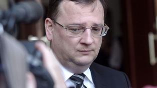 Nečas nevidí na rozpadu pražské koalice nic dobrého