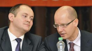 Hašek je prvním místopředsedou ČSSD, rozhodl sjezd