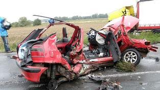 Závěr tragédie: Řidič se čtyřmi mrtvými byl silně opilý a pod vlivem marihuany