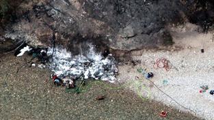 Tragédie ve Francii: Při havárii vrtulníku přišlo o život šest lidí