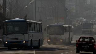 Obyvatele Moravskoslezského kraje dál sužuje smog