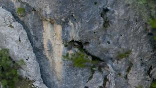 Narušený skalní masiv ohrožuje v Kuřimi lidi v sedmi domcích