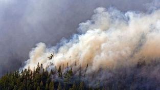 Vedra na Sibiři už mají 7 obětí. Situaci komplikují i lesní požáry