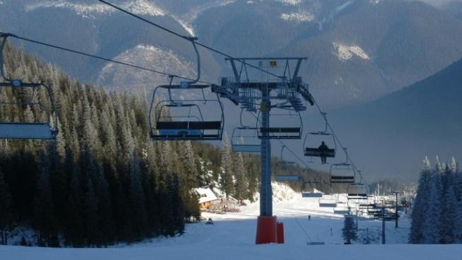 Slovensko: Termální lyžování II