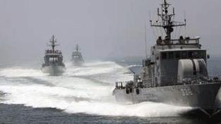 Jihokorejské námořnictvo osvobodilo loď ze spárů pirátů, osm jich zabilo