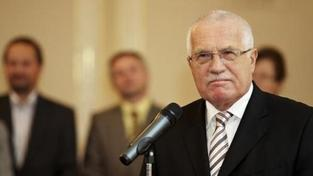 Klaus jmenoval pět nových rektorů VŠ, i šéfku univerzity v Plzni