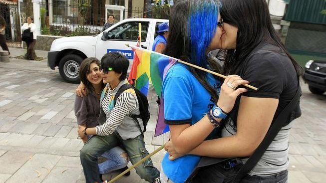 """Kalifornie zakázala """"léčbu"""" homosexuality"""