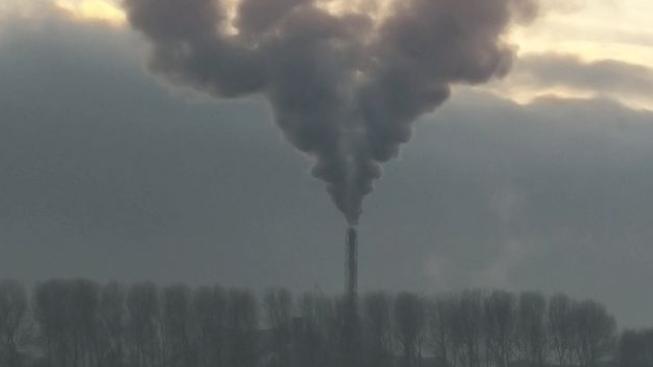 Špatné ovzduší v Podkrušnohoří ještě zhoršily oslavy Nového roku