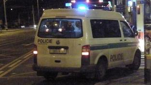 Muž v Šumperku napadl policistu a zranil ho