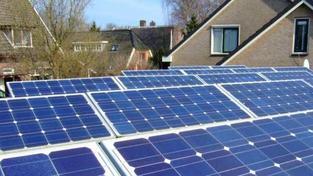 Senátoři nakonec kývli na zdanění fotovoltaiky