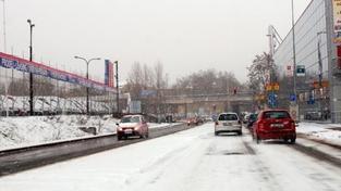 Obleva končí, v Česku v noci připadne další sníh