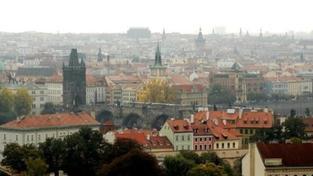 Každý dvacátý obyvatel Prahy je z bývalého SSSR