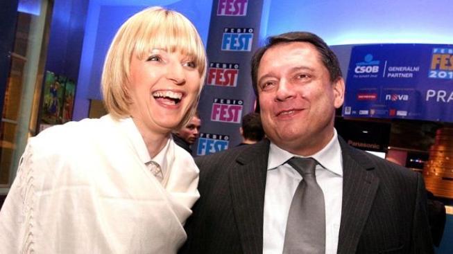 Zloba v ČSSD: Paroubková odhalila, kdo všechno podrazil Jiřího