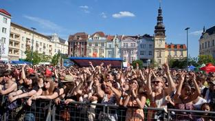 Hudba bez bariér! Festival Colours of Ostrava odstartoval