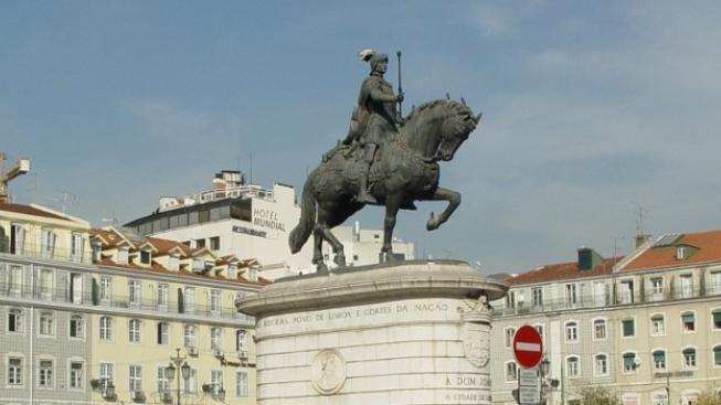 Noc (a den) v Lisabonu II