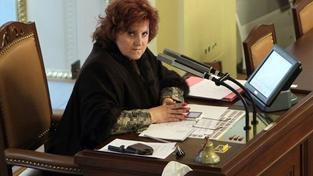 Parkanová: Policejní žádost o mé vydání je lživá