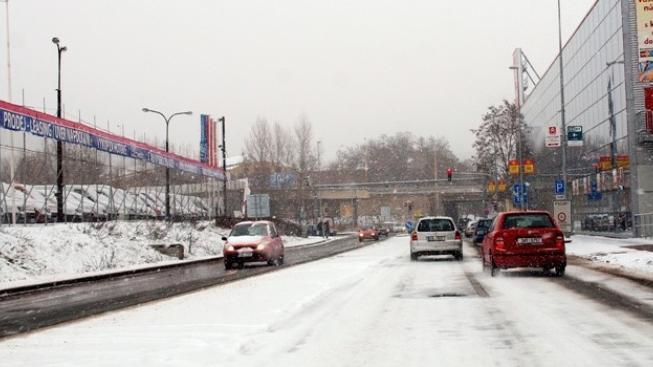 Příští týden by mělo začít sněžit, teploty klesnou pod nulu