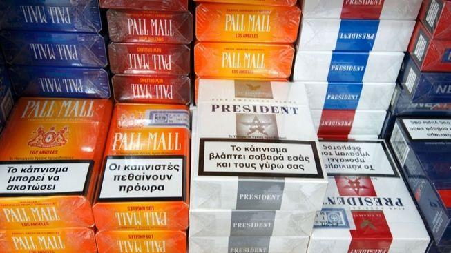Sněmovna rozhodla: Cigarety podraží v roce 2014 o 4 Kč