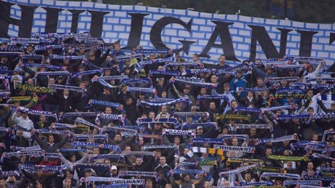 Ostrava: Stadion se změnil v bojiště, policie zatkla 12 výtržníků