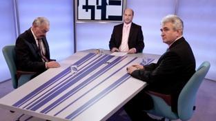 ODS chce prvního místopředsedu Senátu pro Sobotku