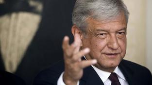 """""""Poražený"""" kandidát na mexického prezidenta odmítá přijmout výsledky"""