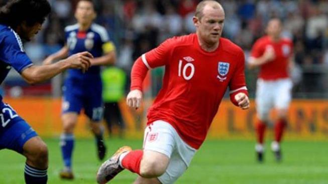 Rooney zůstává v Manchesteru, United se upsal do roku 2015