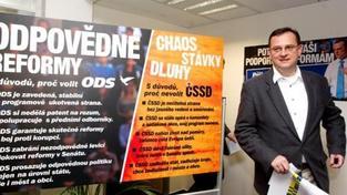 Vláda po 100 dnech: Nečas je prý jednička, John propadá