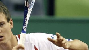 Tenista Berdych je poprvé v kariéře světovou šestkou