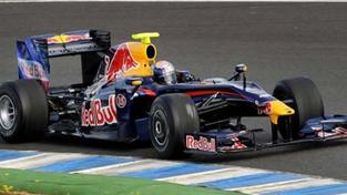Trénink na GP Japonska ovládl Vettel, Hamilton havaroval