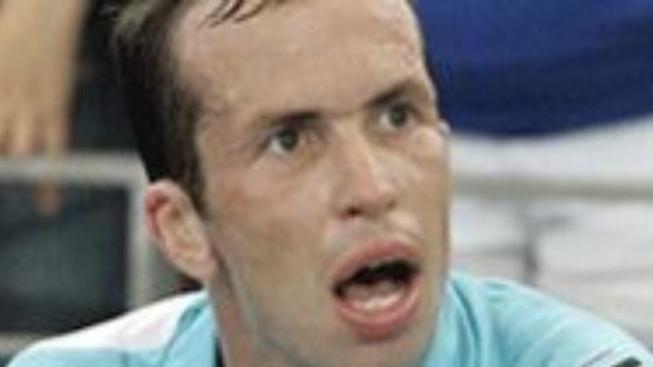 Štěpánek je v Tokiu už v semifinále, Nieminen nenastoupil
