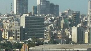 Libanon je jedna z nejmenších zemí, ale vlajku má asi rekordní