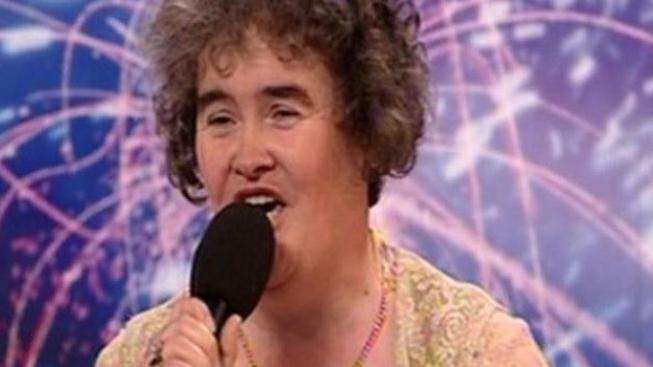 Susan Boyleové se splnil sen - zazpívala papeži
