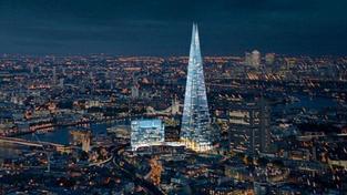 V Londýně otevřeli nejvyšší budovu Evropy. Navždy zjizvila tvář města, kritizuje komentátor