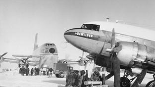 Při letecké havárii 52 mrtvých: Aljaška po 60 letech vydala zmrzlá těla