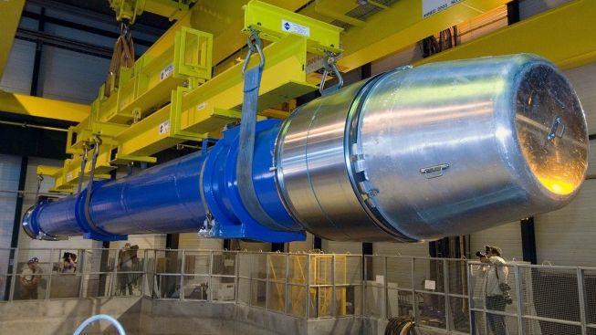 CERN chce podzemní prstencový tunel o délce 100 kilometrů