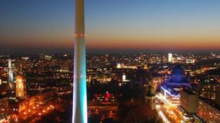 Berlín: Bývalé kontrolní stanoviště půjde do aukce