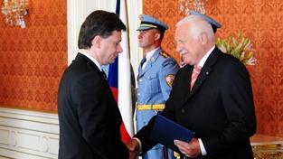 Blažek (ODS) oficiálně obsadil pozici ministra spravedlnosti