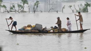 Záplavy v jihovýchodní Asii už mají více než 150 obětí