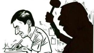 Karikaturista Mareš: Nečase ještě nemám v ruce jako Paroubka