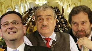Už máte tu vládu s knížetem a novinářem, padlo v Bruselu