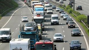ODS chce na části dálnic zvýšit rychlost na 150 kilometrů